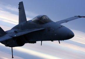Самолёт, авиация, небо, кабина, крылья