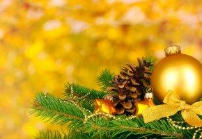 Обои рождество, chrismas, new year, новый год, праздник, игрушки