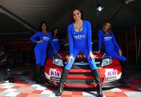 WTCC, Lada, Lada sport Lukoil, Granta, Лада, Гранта, боксы
