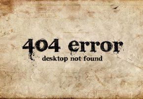 ошибка, 404, error 404, not found, desktop