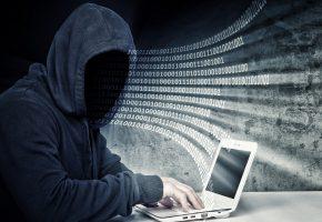 хакер, цифры, компьютер, код