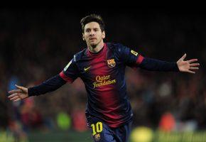 Обои футбол, барселона, аргентина, лионель месси, football, barcelona, argentina, lionel messi