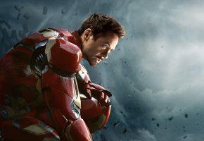 Обои Iron man, movie, железный человек, фильм, костюм
