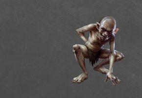 властелин колец, gollum, the lord of the rings, голлум