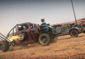 Обои Mad Max, Fury Road, Безумный Макс: Дорога ярости, гонки