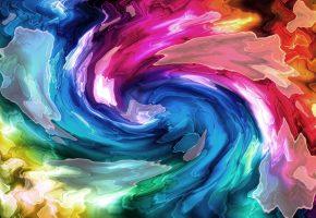 Обои Абстракция, art, фон, цвета, краски, узор