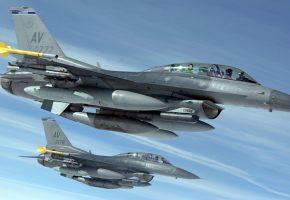F-16, Fighting Falcon, Фалкон, истребители, кабина, пилоты