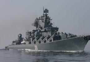 Варяг, ракетный, крейсер, море, оружие