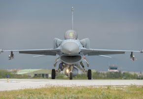 Обои F-16C, Fighting Falcon, Фалкон, истребитель, крылья