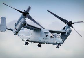 Bell V-22, Osprey, транспортный, конвертоплан