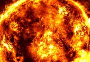 Обои солнце, радиация, излучение, энергия, Звезда
