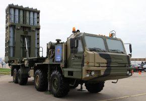 С-350, Витязь, Российский, зенитный, ракетный, комплекс, средней, дальности