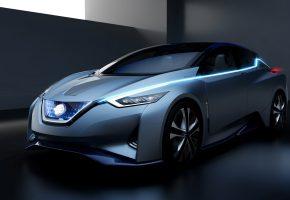 Обои Nissan, IDS, Concept, ниссан, концепт