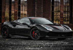Обои Ferrari, 488, GTB, феррари, суперкар