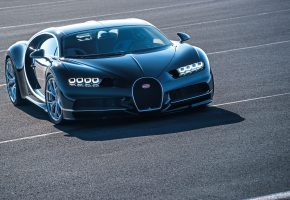 Обои суперкар, Bugatti, фото, паркинг, перед, Бугатти