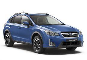 Обои Subaru, XV, автомобиль