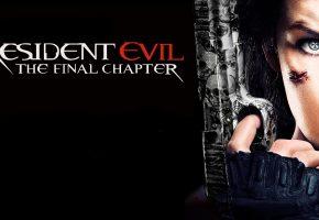 Обои Resident Evil: The Final Chapter, Alice, Milla Jovovich, Umbrella, apocalypse, zombie, пистолет, Обитель Зла, Амбрелла