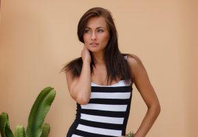 Обои Модель, девушка, Michaela Isizzu, позирует, милая
