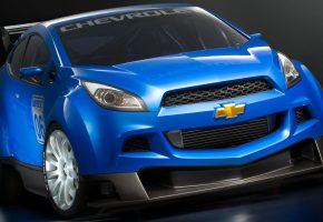 Обои Chevrolet, Ultra, WTCC, sport, Шевроле, спорт, синий