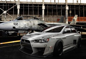 Mitsubishi, Lancer, Evolution, Military, Митсубиси, Лансер