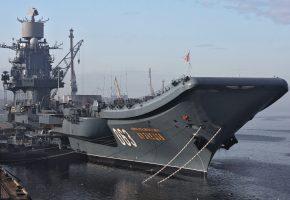 корабль, авианосец, флот, адмирал кузнецов, флагман
