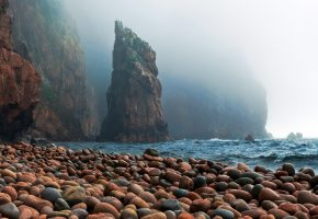 скалы, камни, берег, море, океан, rocks, stones, shore, sea, ocean