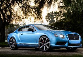 Bentley, Continental, GT, V8, авто