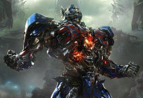 робот, трансформер, оптимус прайм, трансформеры: эпоха истребления