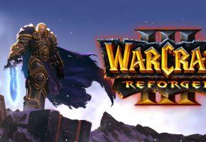 warcraft 3, reforged, воин, меч, молот, игра