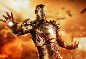 Железный человек, Iron man, Avengers, Super Heroes