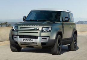 Land Rover, Defender, автомобиль